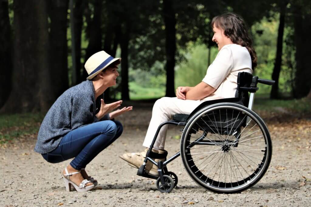 Benefits of disability insurance