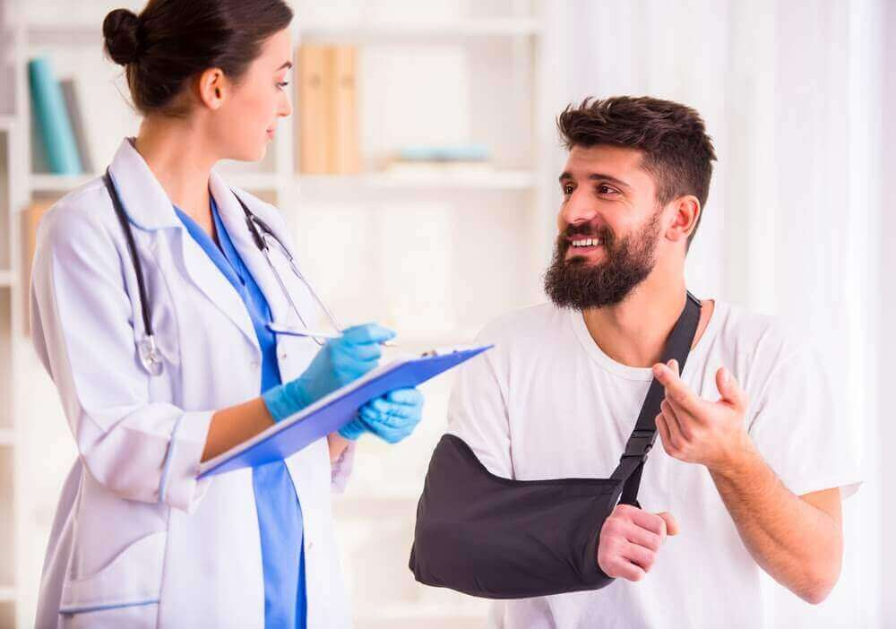 physician disability insurance claim