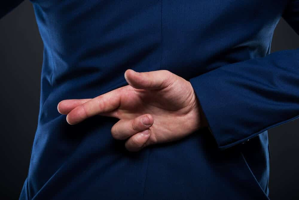 Financial advisor fiduciary relationship