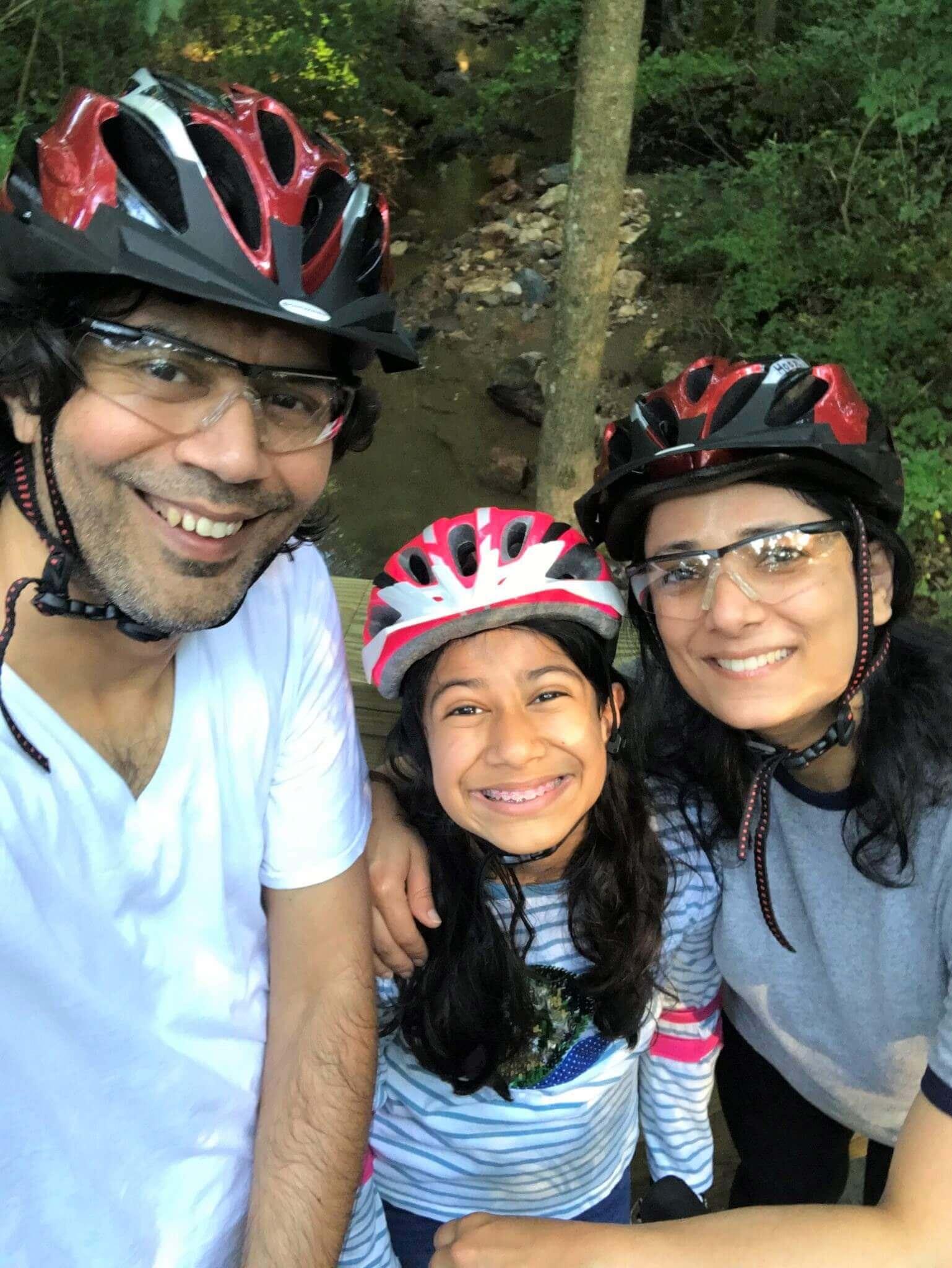 Chaudrey Family