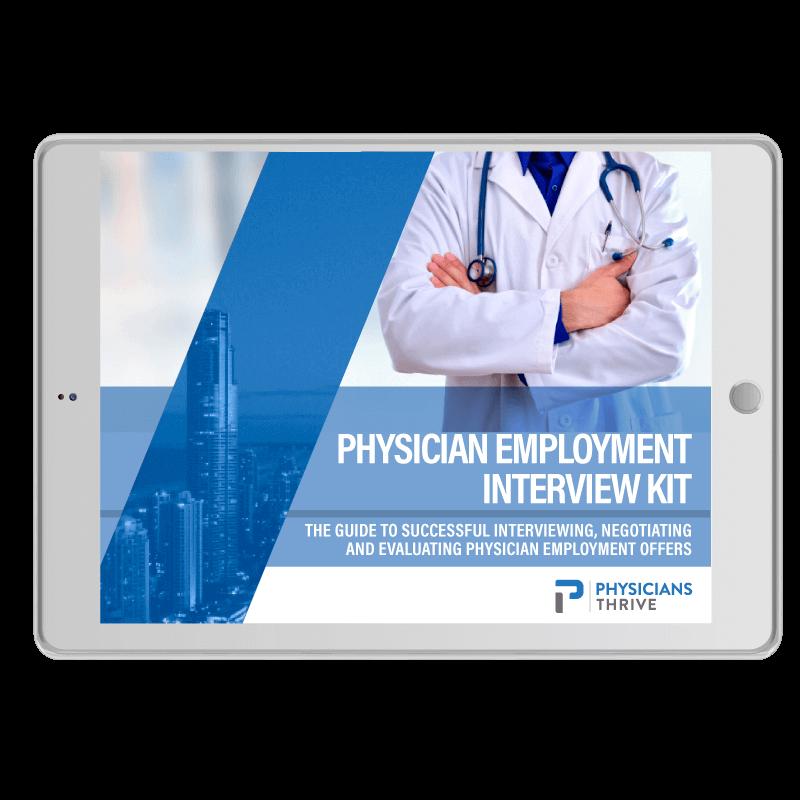 Ebook-Physician-Employment-Interview-Kit